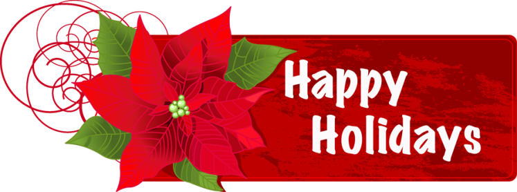 Happy-holidays-flower-banner