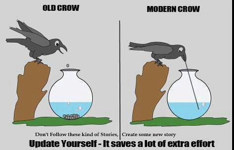 the-smart-crow